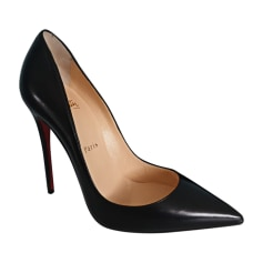 bas prix 6f194 688ed Chaussures Christian Louboutin Femme occasion : Chaussures ...