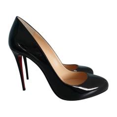 grand choix de 8cee6 2d4ea Escarpins Christian Louboutin Femme : Escarpins luxe jusqu'à ...