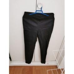 buy cheap high fashion new lower prices Pantalons Zara Femme Simili cuir : Pantalons jusqu'à -80 ...