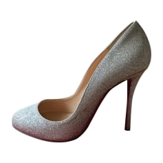 info pour 0b8b9 9e4b3 Chaussures Christian Louboutin Femme : Chaussures luxe jusqu ...