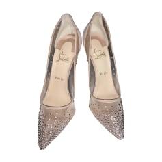 bas prix d9e1b 97036 Chaussures Christian Louboutin Femme occasion : Chaussures ...