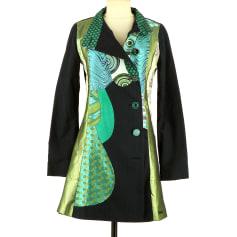 magasin en ligne de328 beba7 Manteaux & Vestes Desigual Femme : Manteaux & Vestes jusqu'à ...