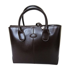 mieux aimé b4071 d43b3 Sacs en cuir Tod's Femme : Sacs en cuir luxe jusqu'à -80 ...