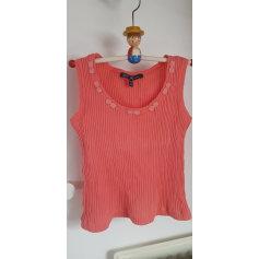 Top, Tee-shirt Lili Gaufrette  pas cher