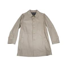Manteau en cuir Essebi  pas cher