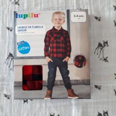 Chemise Lupilu  pas cher