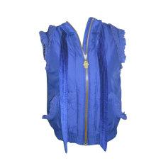 Doudoune MANOUSH Bleu, bleu marine, bleu turquoise