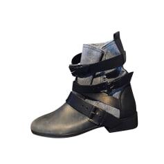Chaussures Maje Femme Marron : Chaussures jusqu'à 80