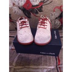 Chaussures à lacets Eden Park  pas cher