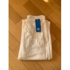 pantaloni larghi adidas