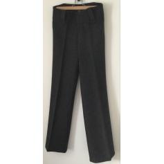 pantalon laine femme zara