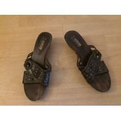Sandales à talons Morgan  pas cher