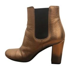 Bottines & low boots à talons Saint Laurent