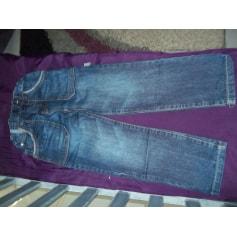 Wide Leg Jeans Tex