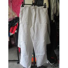 Pantalon droit Esprit  pas cher