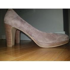 Escarpins La Halle Aux Chaussures Femme : Escarpins jusqu'à