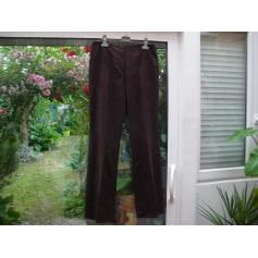 Pantalon droit Chantal Rosner  pas cher