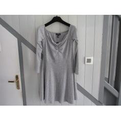Robe mi-longue New Look  pas cher