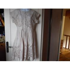 Robe courte Caroll  pas cher