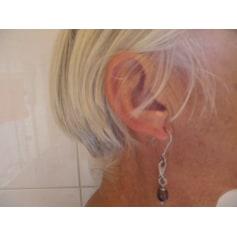 Boucles d'oreille Leonardo Bijoux  pas cher