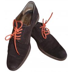 Chaussures à lacets  Manfield  pas cher