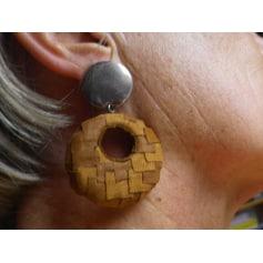 Boucles d'oreille La Tribu Rigaux  pas cher