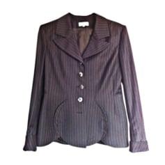 Blazer, veste tailleur Emmanuelle Khanh  pas cher