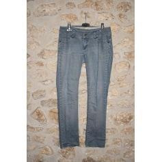 Jeans droit Vero Moda  pas cher