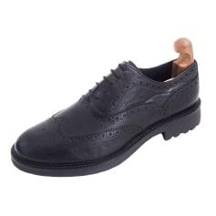 Chaussures à lacets Pollini  pas cher