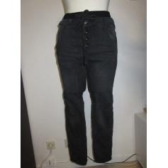 Jeans slim Place Du Jour  pas cher