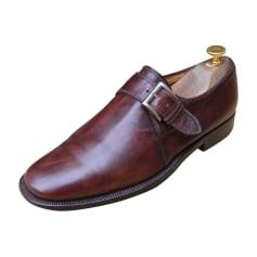 Chaussures à boucles Stefanobi  pas cher