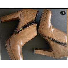 Bottines & low boots à talons Alberto Fermani  pas cher