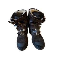 bottes burberry femme pas cher