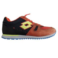 Chaussures de sport Lotto  pas cher