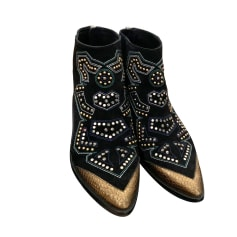 Bottines & low boots Zadig & Voltaire Femme occasion
