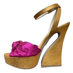 Sandales à talons Charlotte Olympia