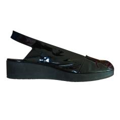 Sandales compensées Robert Clergerie