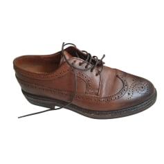 Chaussures à lacets Ralph Lauren