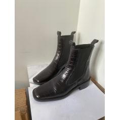 boots jonak pas cher python reptile