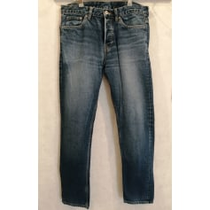 Straight Leg Jeans H&M