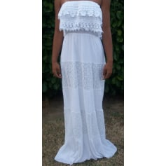 Robe longue Made In Italie  pas cher
