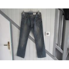 Jeans droit Von Dutch  pas cher