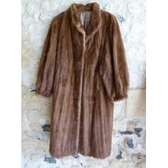 Manteau en fourrure 100% Vintage  pas cher