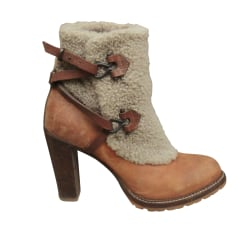 High Heel Ankle Boots Sartore