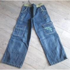 Jeans large Orchestra  pas cher