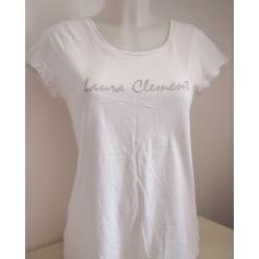 Top, tee-shirt Laura Clément  pas cher