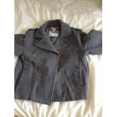 Manteau Mila Blue  pas cher