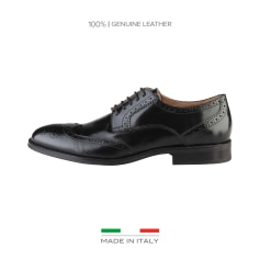 Chaussures à lacets Made In Italie  pas cher
