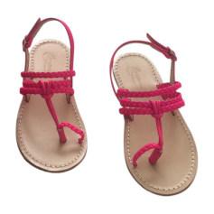 Chaussures à boucle Bonpoint  pas cher