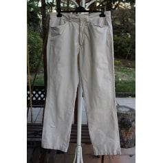 Pantalon droit Springfield  pas cher